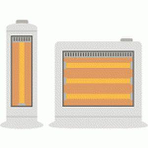 ストーブ,エアコン,暖房