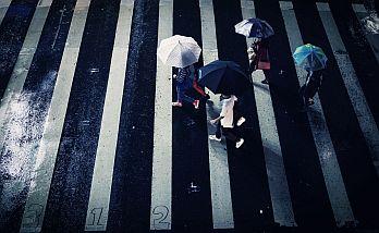 降水,天気,雨,傘