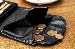財布,貯金,お金